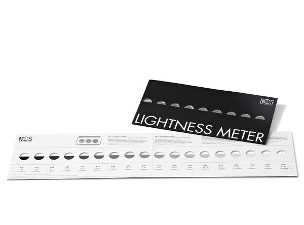 Medidor de Luminosidade NCS