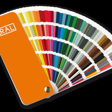 Catálogo RAL
